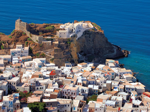 South Dodecanese cabin charter