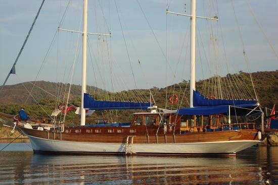 Askim Deniz gulet yacht