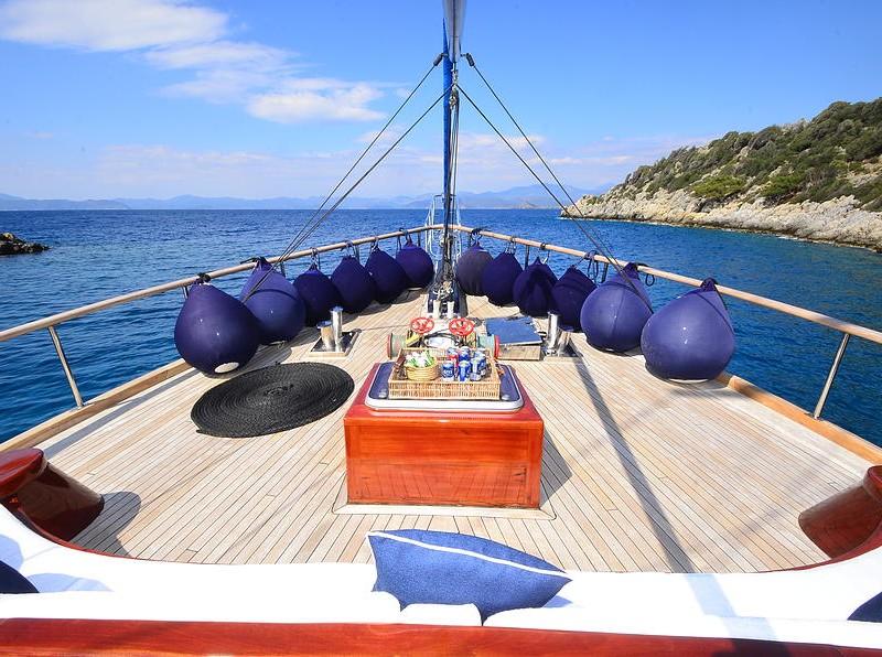 gulet blue capricorn