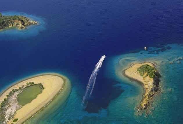 Fethiye -Marmaris mini gulet cruise