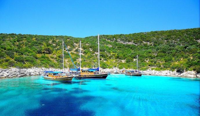 gulet cruise Bodrum and Gokova bay
