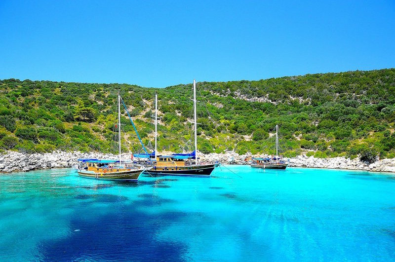 gulet cruise Bodrum and Gokova bay