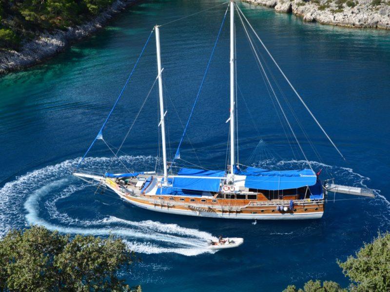 Northwind gulet yacht