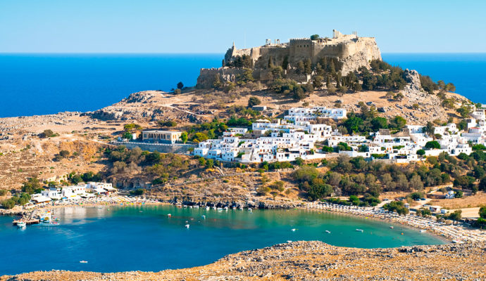 Rhodes - Greek islands South Dodecanese