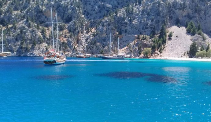 North Dodecanese gulet cruise