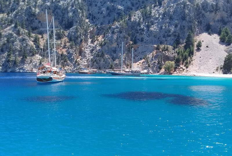North Dodecanese gulet cruise