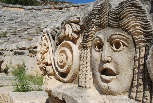 Ancient Olympos