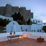 Patmos island Monastery