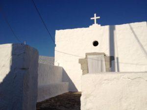 Patmos island cruise
