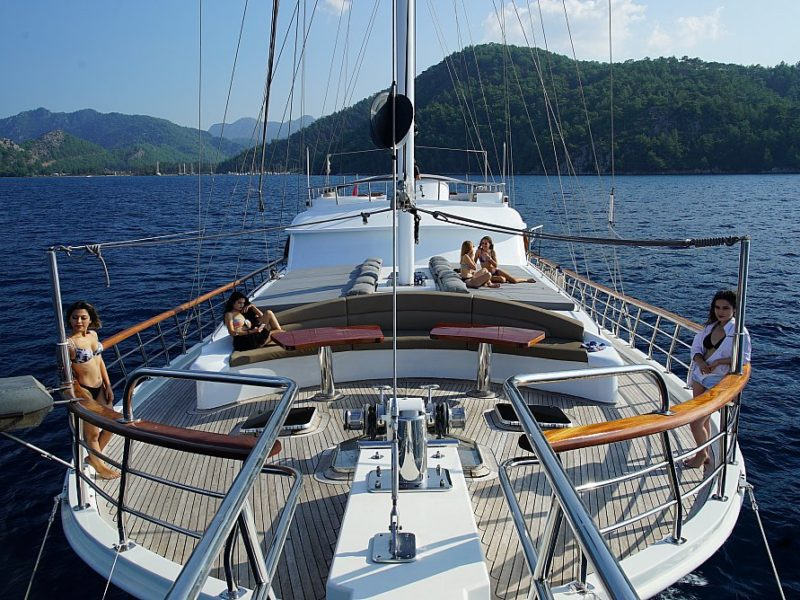 Sadiye Hanim gulet yacht