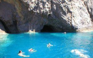 Grotta Azzura Palmarola
