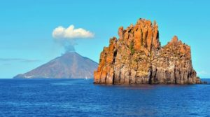 Stomboli volcano