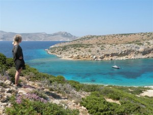 Cyclades gulet cruise 1