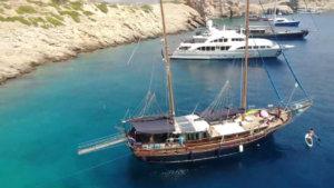 Odysseus gulet yacht photo (2)