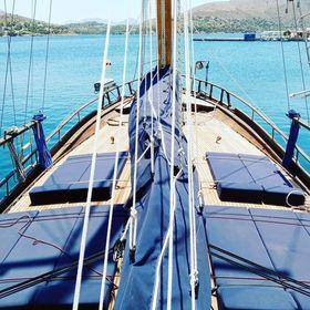 Odysseus gulet yacht photos-caicco Odysseus foto (2)