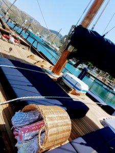 Odysseus gulet yacht photos-caicco Odysseus foto (26)