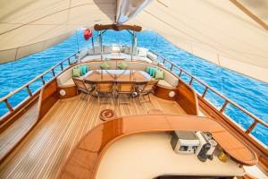 Bedia Sultan 5 cabin luxury gulet yacht (24)