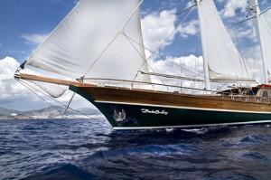 Bedia Sultan 5 cabin luxury gulet yacht (44)