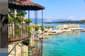 Corfu islands cruise