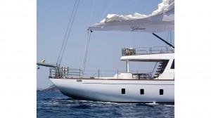 Gloriuos sailing gulet yacht (1)