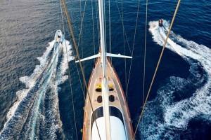 Gloriuos sailing gulet yacht (17)