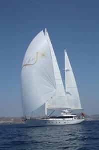 Gloriuos sailing gulet yacht (22)