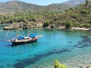 Gokova bay gulet cruise from Bodrum (12)