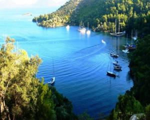 Gokova bay gulet cruise from Bodrum (5)