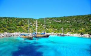 Gokova bay gulet cruise from Bodrum (8)