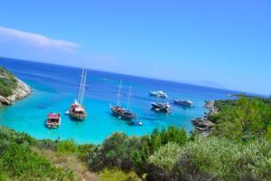 Orak island Gokova