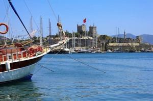 bodrum-gulet cruise