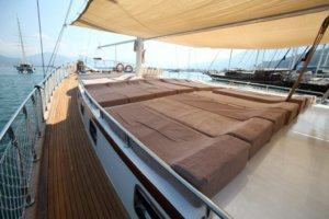 Holiday 5 gulet yacht (4)