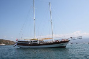 Holiday 5 gulet yacht (5)