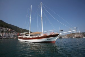 Holiday 5 gulet yacht (6)
