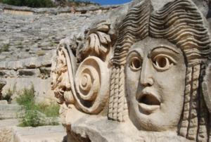 Ancient Myra cruise3
