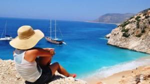 Kaputas beach cruise
