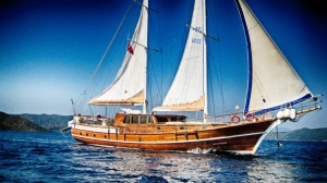 Lord of Blue gulet yacht (5)