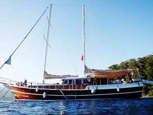Lord of Blue gulet yacht (7)
