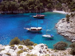 Gocek islands cruise