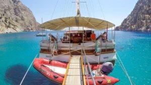 Muhtesem A gulet yacht (17)
