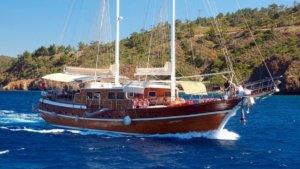 Muhtesem A gulet yacht (18)