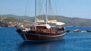 Muhtesem A gulet yacht (19)
