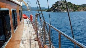 Muhtesem A gulet yacht (4)