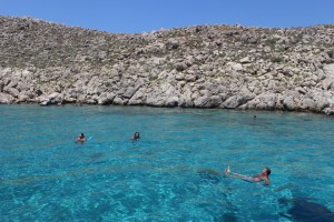 South Greek islands gulet cruise