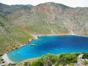 North Greek islands cruise Lipsi  Kalymnos