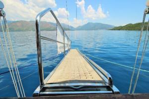 North Greek islands cruise photo