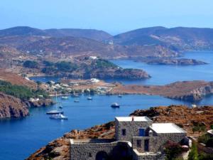 North Greek islands cruise Lipsi  Patmos