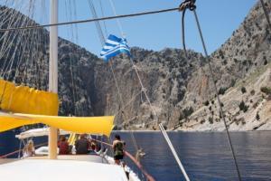 Rhodes gulet cruise Tilos Coast (11)