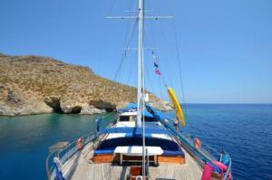 Rhodes gulet cruise Tilos Coast (14)