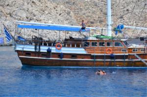 Rhodes gulet cruise Tilos Coast (4)